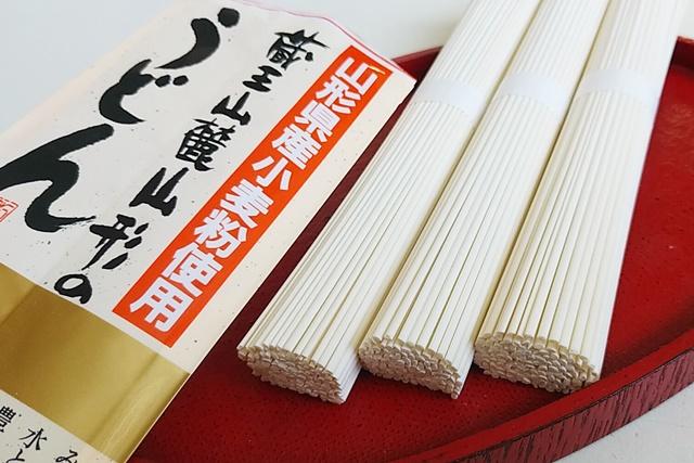 石黒製麺蔵王山麓山形のうどん